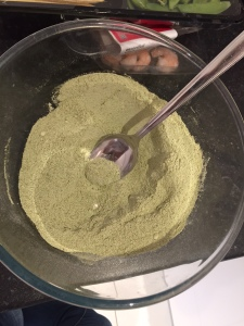 matcha muffin mix