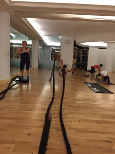equinox battle ropes