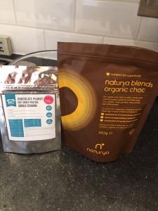 protein cookie ingredients