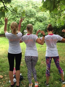 Active in Style Hyde Park HIIT workout