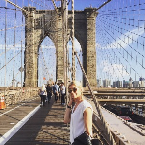 NY Brooklyn Bridge