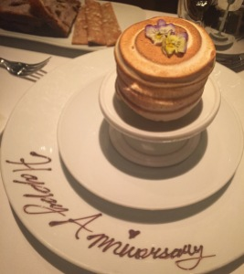 NY Gramercy Tavern cake