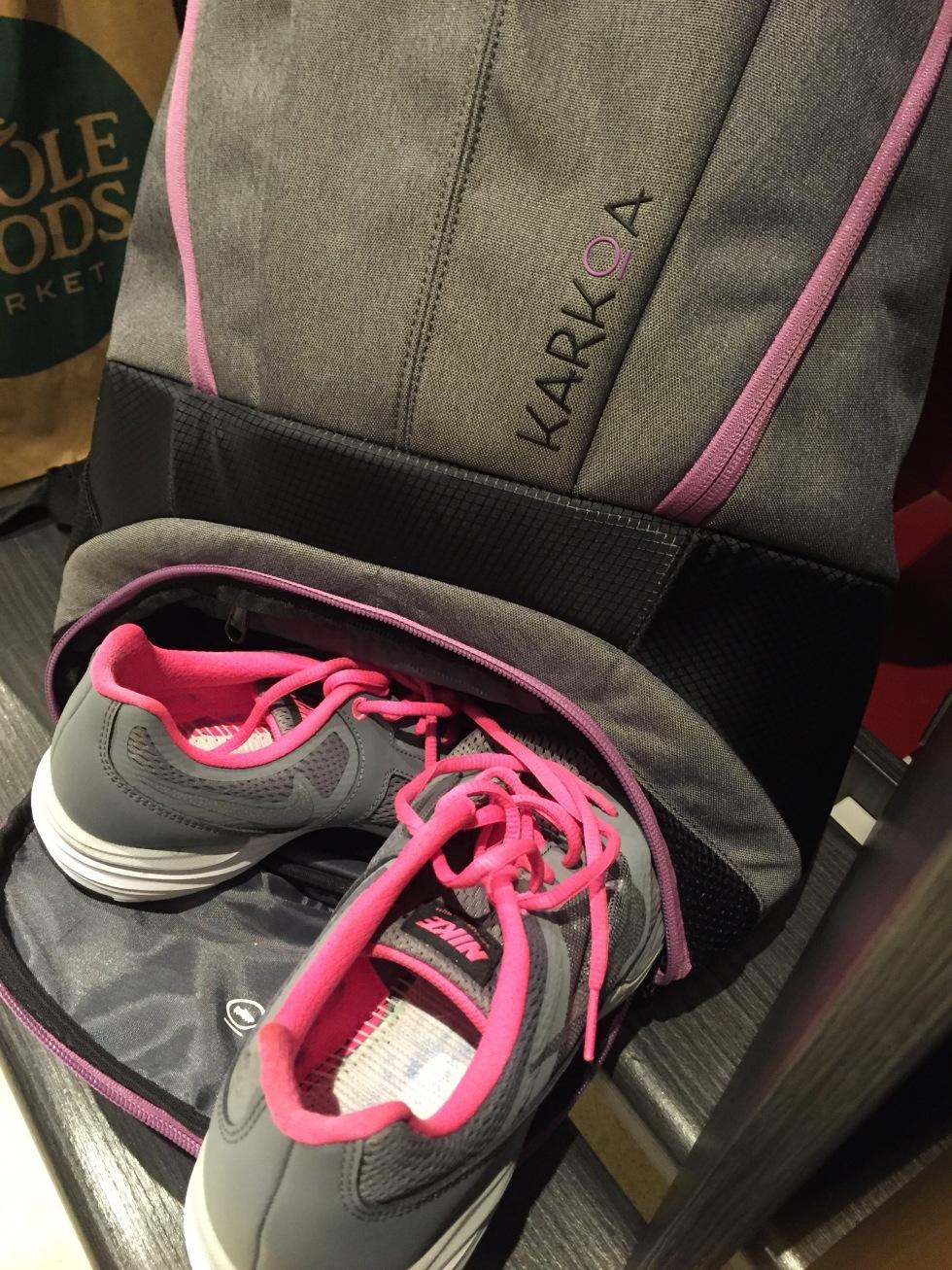 sports bag KARKOA trainers .jpg