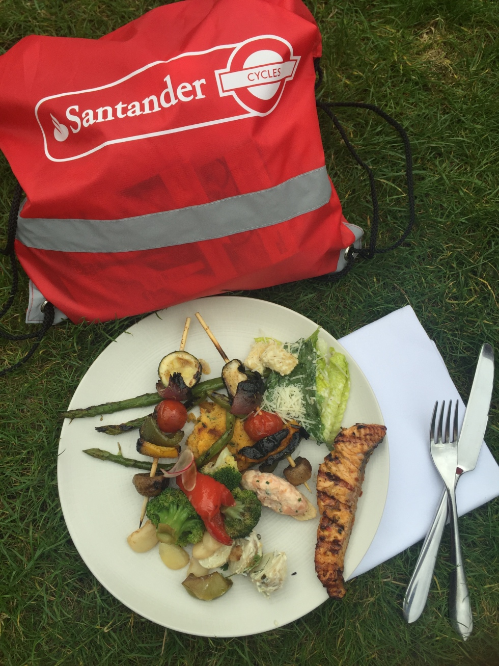 Santander Cycles BBQ lunch.jpg
